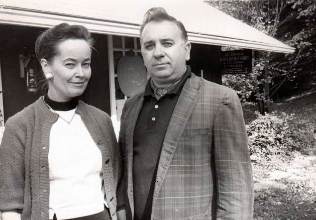 Lorraine Warren, ed warren, photo, the believers, paranormal, conjuring,